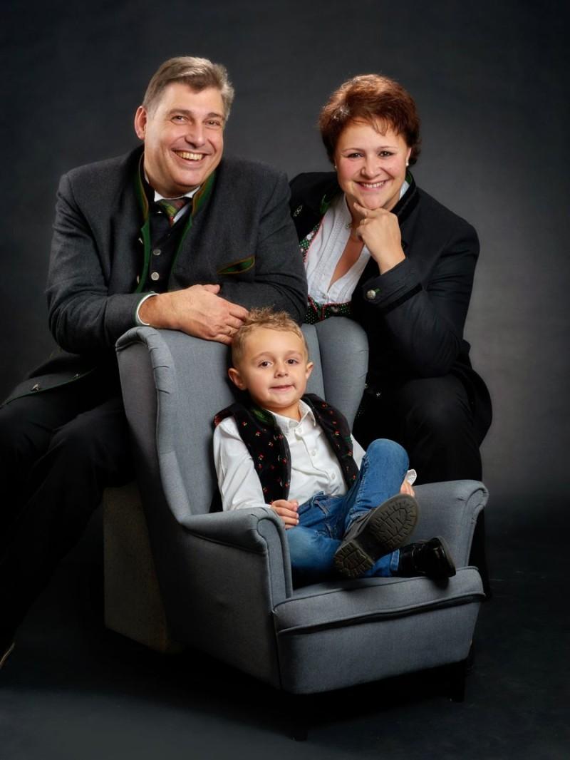 Familie Zettl